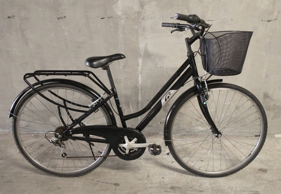 Vélo de ville pour Bordeaux