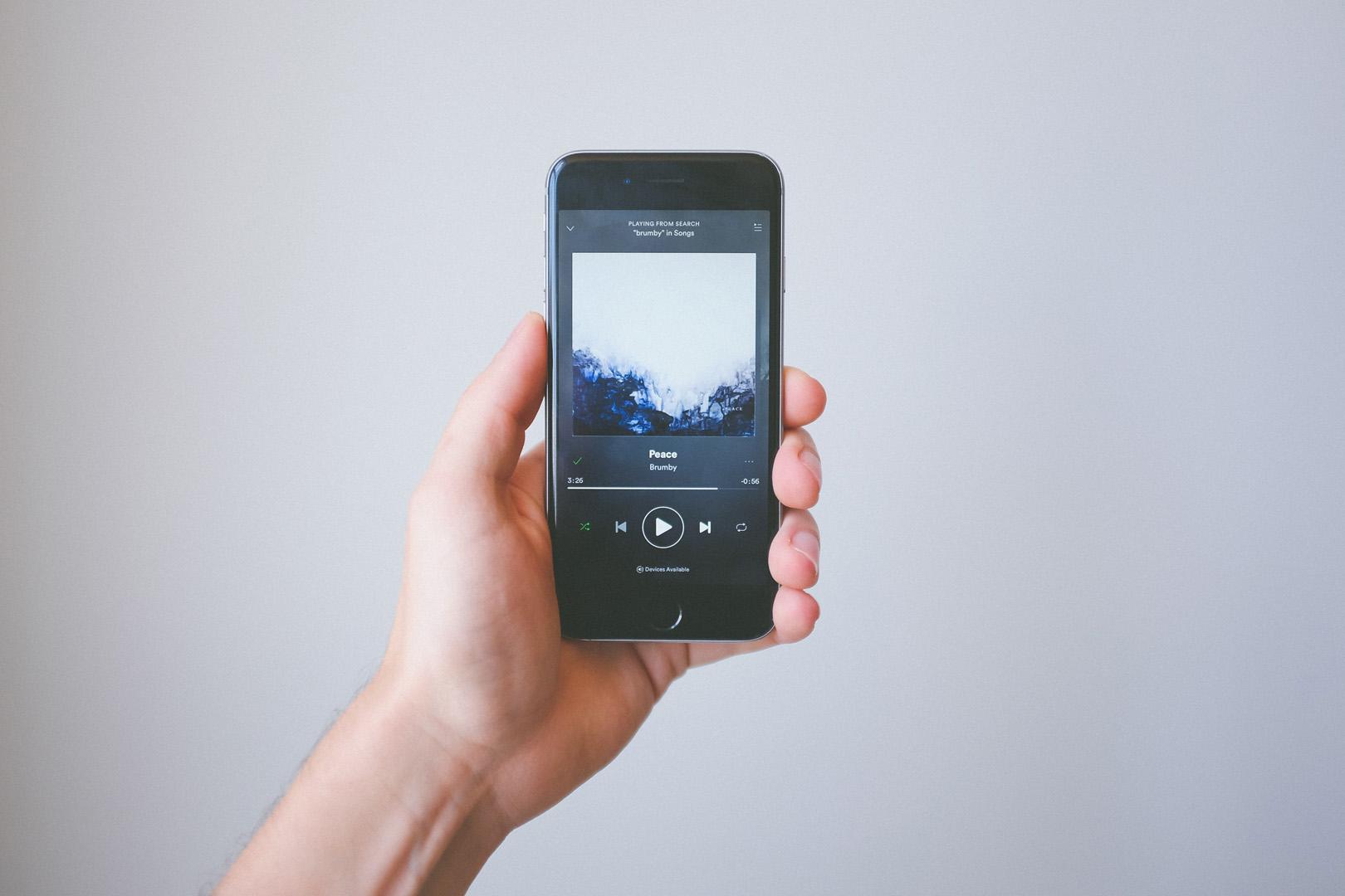 Découvrez la playlist Spotify «À Vélo»