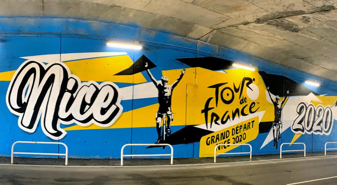 Tour de France Nice 2020