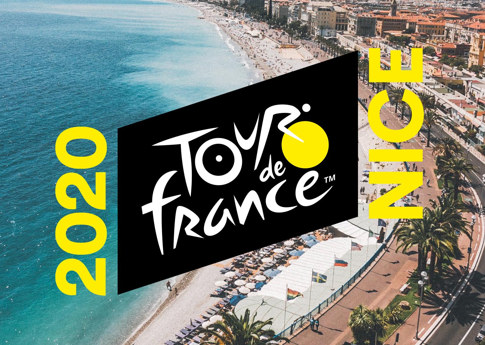 Top départ pour le Tour de France 2020