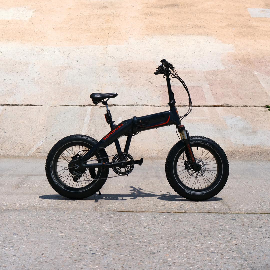 Vélo Fat Bike neuf