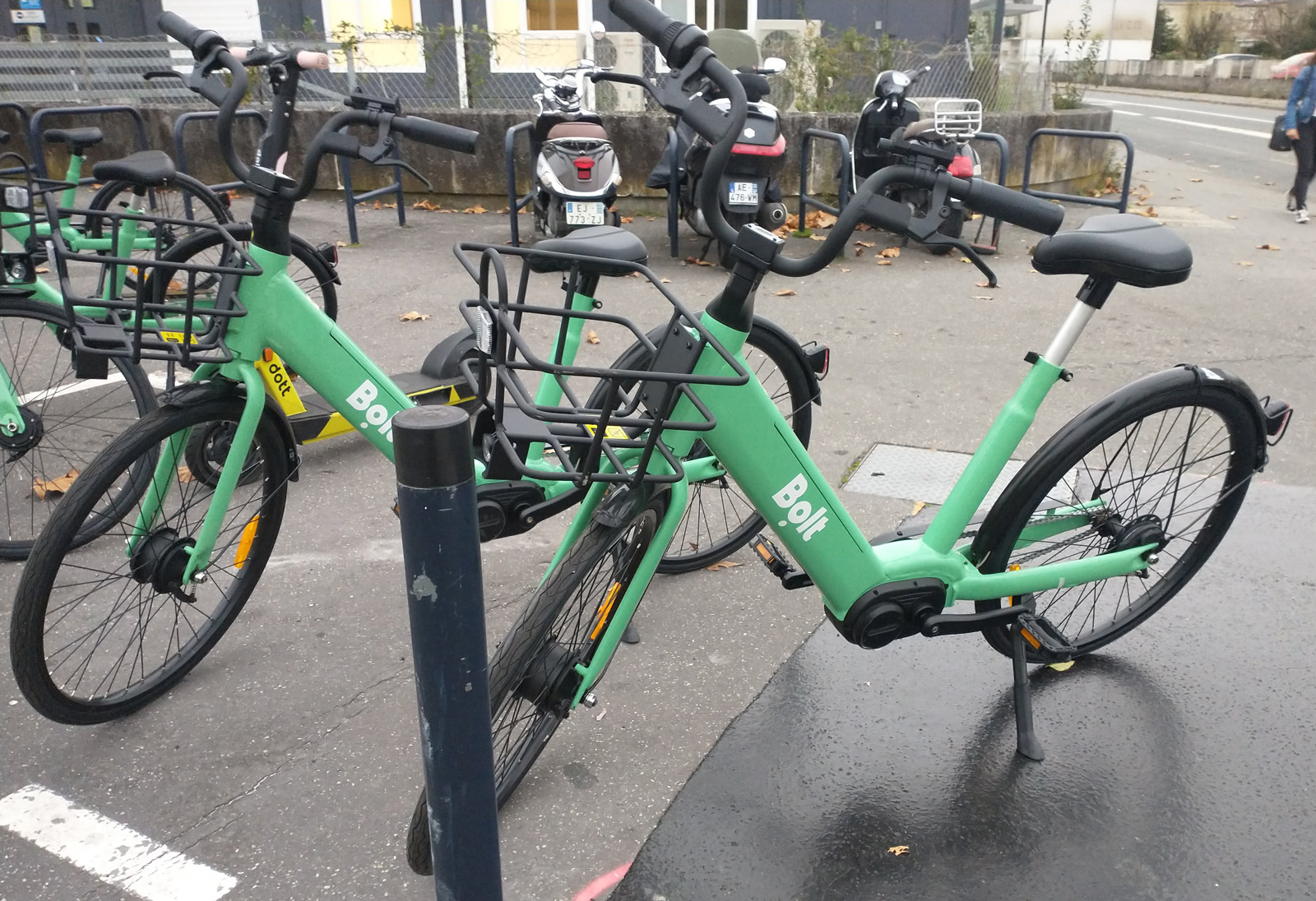 Vélo Bolt Bordeaux