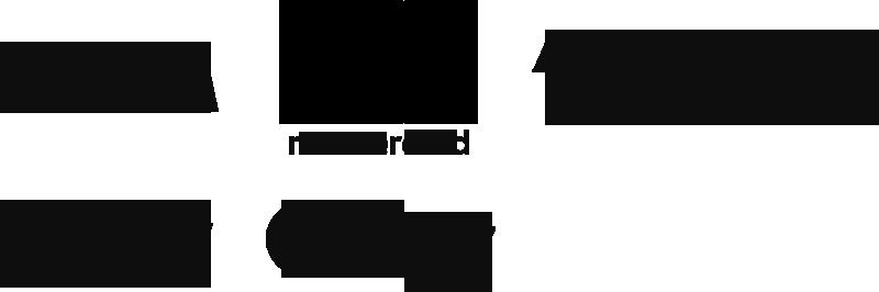Logos Visa, mastercard, American Express