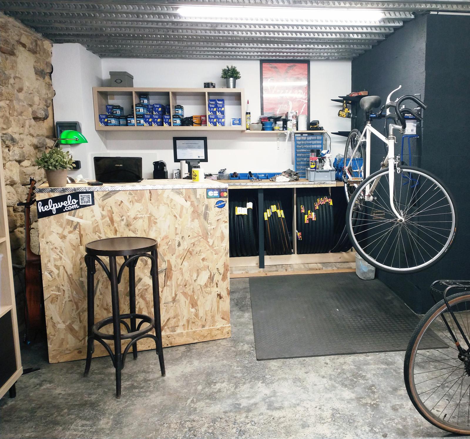 Magasin vélo Bordeaux