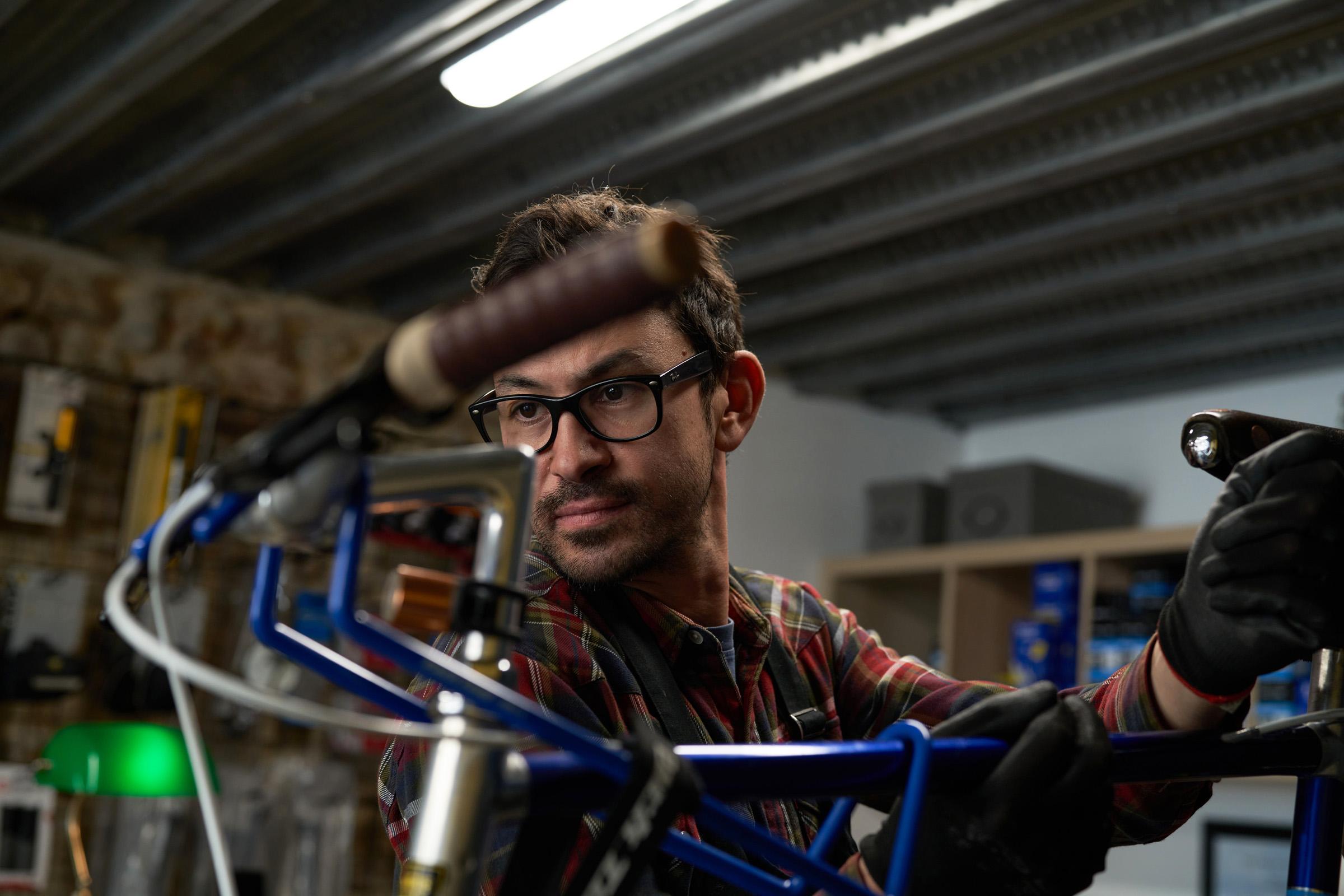 Révision d'un vélo électrique ou musculaire