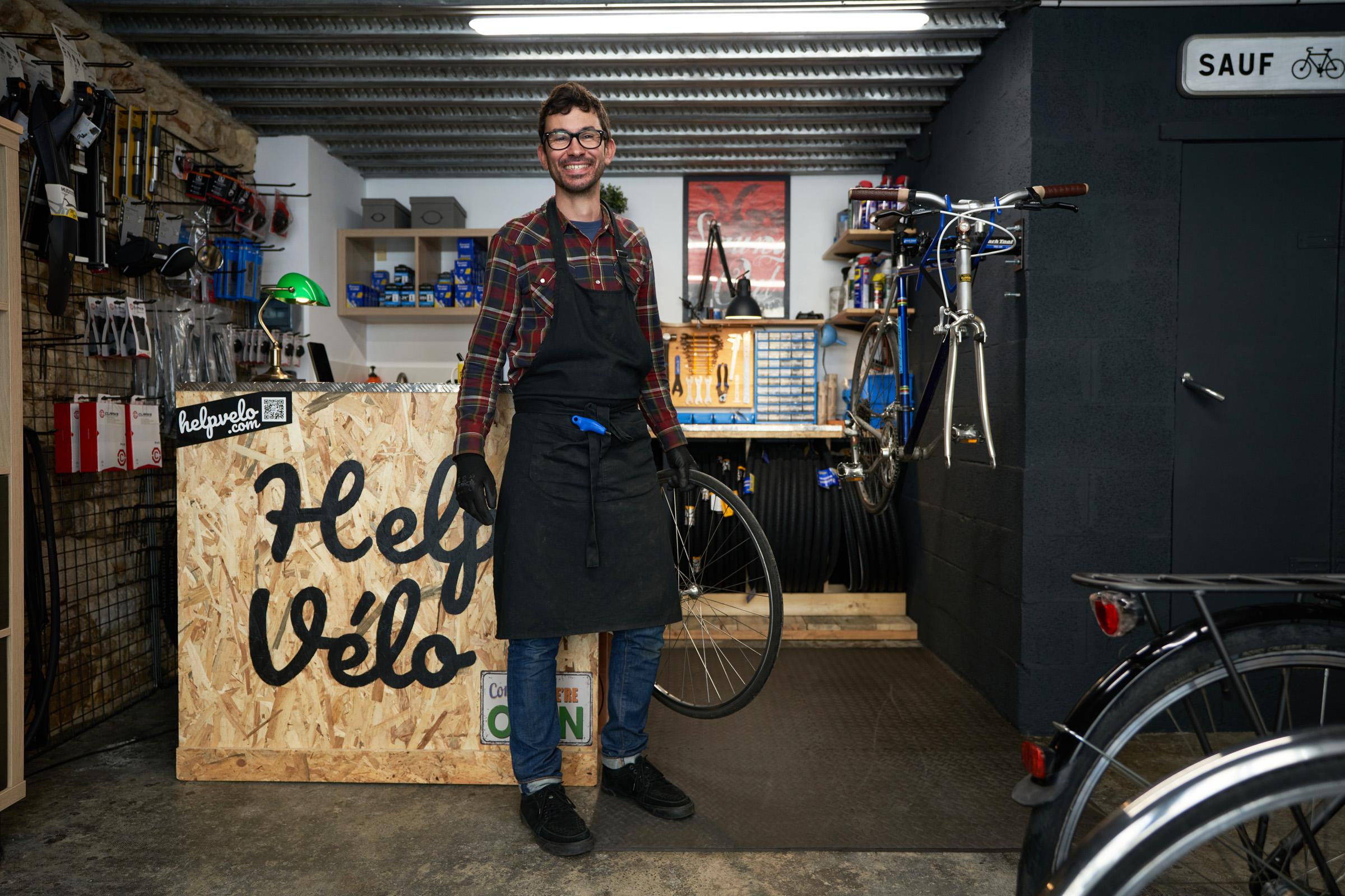 Réparateur vélos Bordeaux